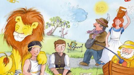 masal anlatıcılığı, kısa masallar, Kısa masallar yetişkin, kısa masallar dinle